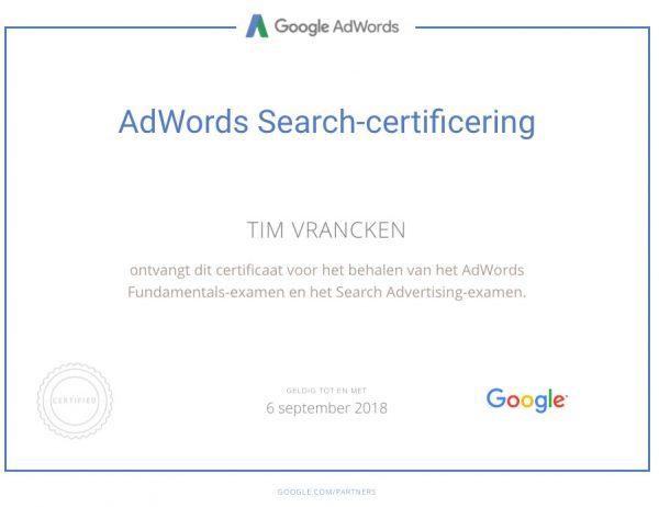 Google Adwords uitbesteden?